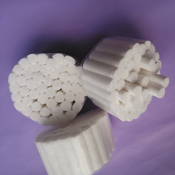 Dental 5 Packs 250 Rolls Disposable Cotton Rolls Materials Haemostasis High quality 50 Rolls / pack(China (Mainland))