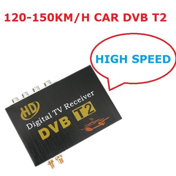 120-150km/h Double Antenna Car DVB T2 Mobile Digital TV Box External USB DVB-T2 Car TV Receiver Russian&Europe&Southeast Asia(China (Mainland))