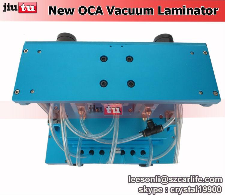 2015 Vacuum Laminating Machine, OCA Vacuum Laminator For Refurbish iphone 6 LCD Lamination Machine for broken samsung s5 fix(China (Mainland))