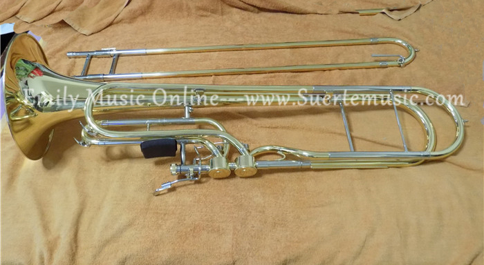 Contrabass Trombone For Sale f Key Contrabass Trombone With