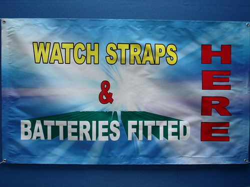 z163 Watch Straps Batteries Fitted Shop Banner Shop Wholesale Dropshipping(China (Mainland))