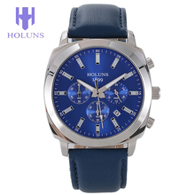 2016 Newest Top Brand HOLUNS Men's Watch Waterproof Casual Sports Wristwatch Luxury Male Quartz Watches Clocks relogio masculino