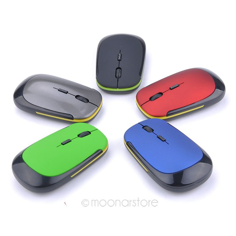 New Wireless U-Shaped Optical Mouse + USB receiver 1600DPI 2.4GHz Wireless Mouse for PC laptop notebook XDA1069#S3(China (Mainland))