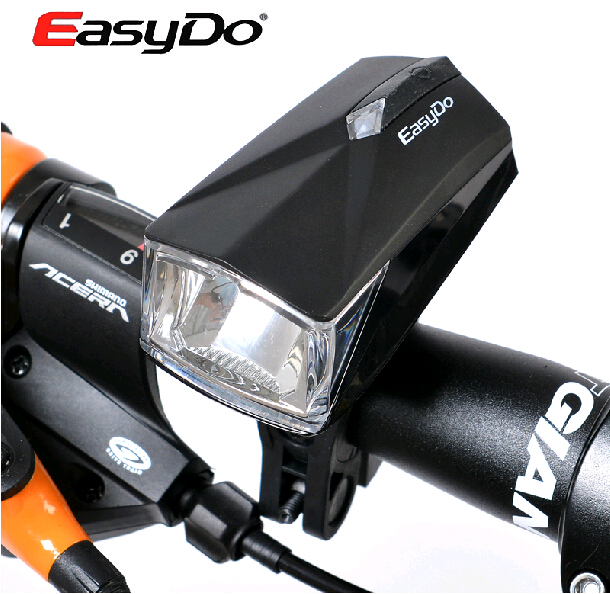 Здесь продается  EASYDO Outdoor Sports Cycling Lights Bicycle Electrical Front Safety Water Resistance Lights Lamp Bicycle Accessories 3Colors  Спорт и развлечения
