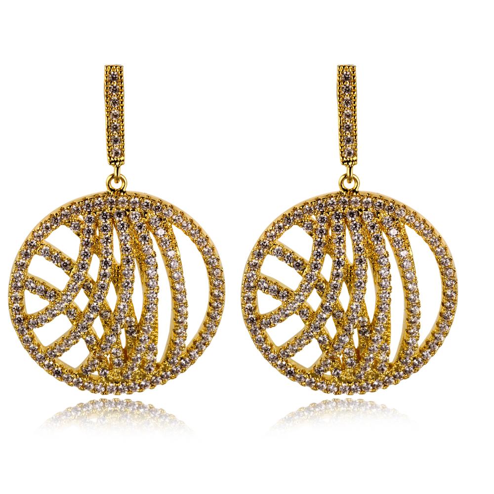 Fantastic Earring Hoop Earrings Jewelry Women Wedding  Party  Daily  Casual