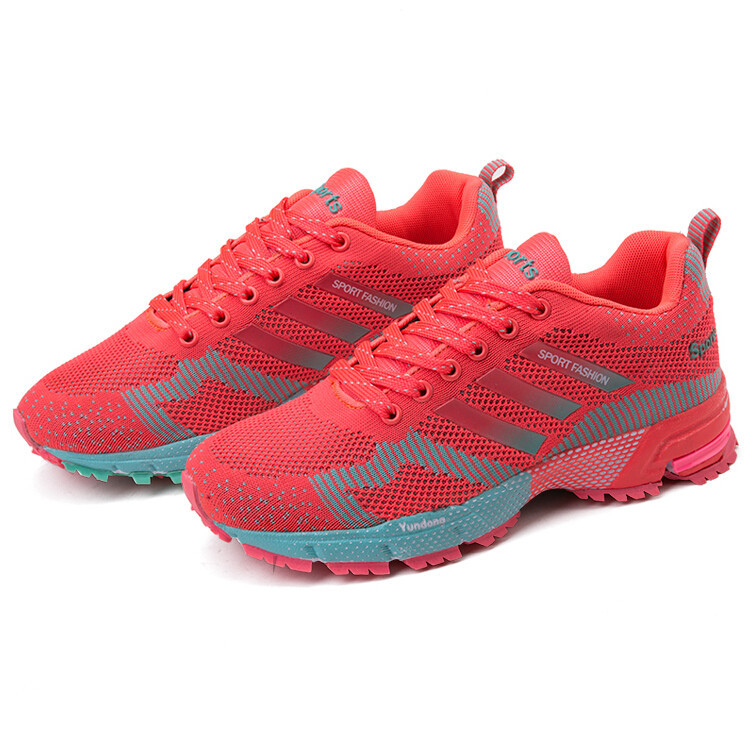 2015 Brand New High Quality women running shoes net Net cloth fashion athletic shoes women's sports shoes(China (Mainland))