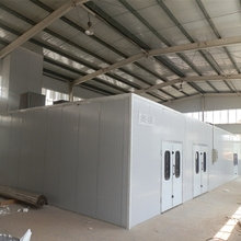 Hot Sale Cheap Car Spray Booth Factory price Dust Free Furniture Spray Booth(China (Mainland))