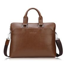 Новинка мужская портфель пу бизнес сумки на ремне качество стильные сумки бренда для человека