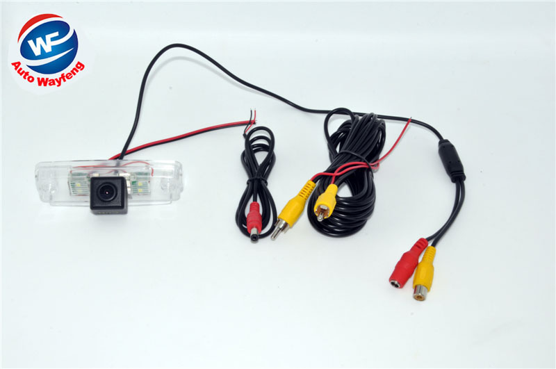 HD CCD Car Camera Rearview Rear View reversing parking System Camera for Subaru Forester Outback Impreza Sedan(China (Mainland))