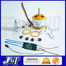 F02046-z A2212 930KV Brushless Outrunner Motor 15T + 30A Speed Controller ESC ,RC Aircraft KK 4 Axle Copter UFO(China (Mainland))