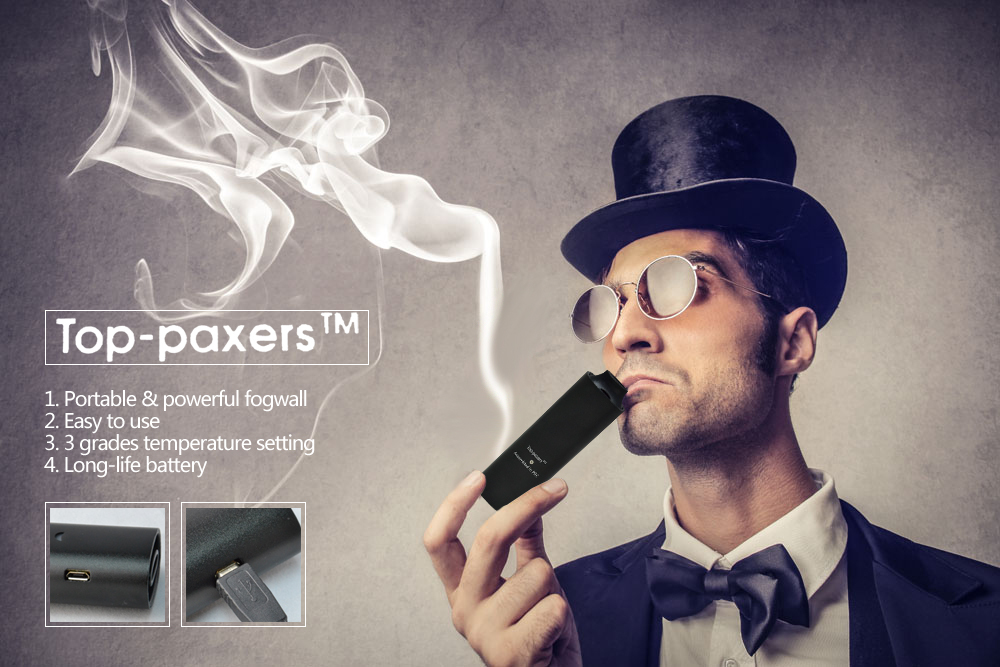 latest and dreamful vaporizer no pax no titan2 no firfly only toppaxer2(China (Mainland))