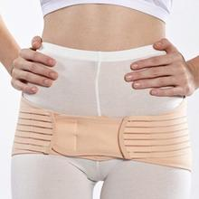 Women useful Postpartum Pelvic Body Repair Pelvic Belt Tightening Belt Correction Tape Polyester fiber+Elastic fibers