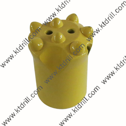 38mm11degree taper rock button bit for ore drilling(China (Mainland))