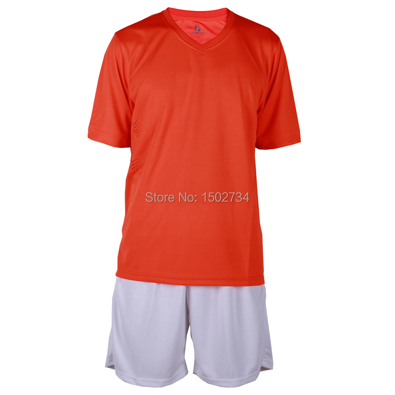 2015 Soccer Uniforms with pants Camisa Time footbal free Shipping Panpasi New Adult Soccer Jersey Cheap Authentic Sports Jerseys(China (Mainland))