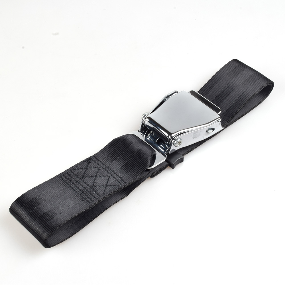 New Black Plane Airplane Aeroplane Airline Seat Belt Extender Extension (Type A) Free Shipping(China (Mainland))