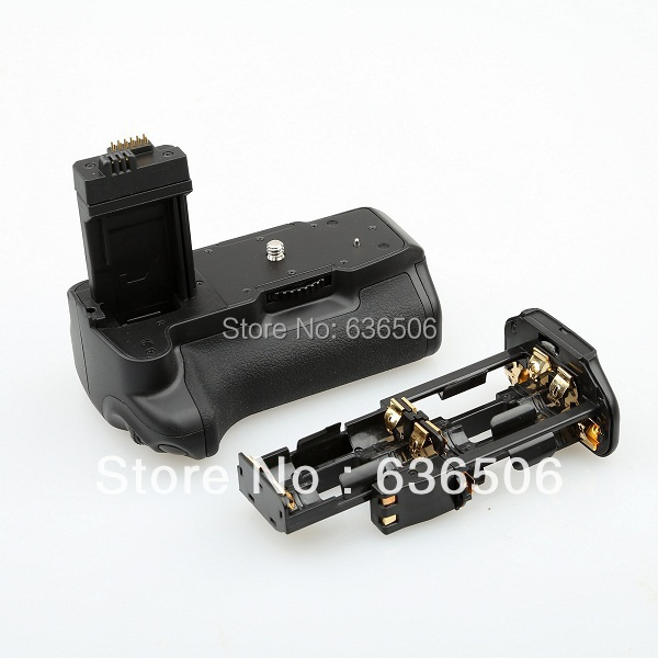 DSLR Vertical Camera Battery Grip for CANON EOS 450D 500D Rebel XS XSi T1i<br><br>Aliexpress