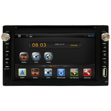 Free Shipping Android 4.2 Car DVD GPS Navigation 2DIN Car Stereo Radio Car GPS Bluetooth USB/SD Universal Player MD11