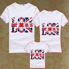 Family T-Shirt Boys Girls Couple Matching Clothes Kids Travel Print Casual T Shirts Men Women Tops Children Vacation Cotton Tees