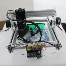 1W DIY mini laser engraving machine,marking machine,Carving Logo Picture 17*20CM