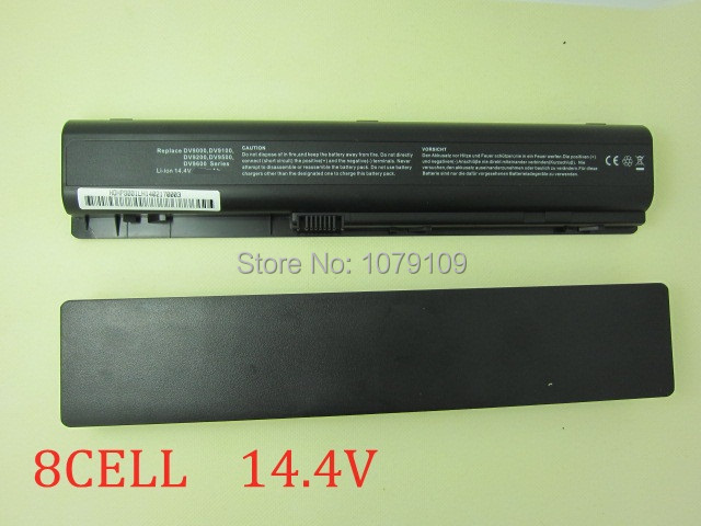 [Special Price] New laptop battery For HP Pavilion DV9000 DV9100 DV9200 DV9300 DV9400 DV9500 DV9600 DV9700 DV9800 DV9900 Series(China (Mainland))