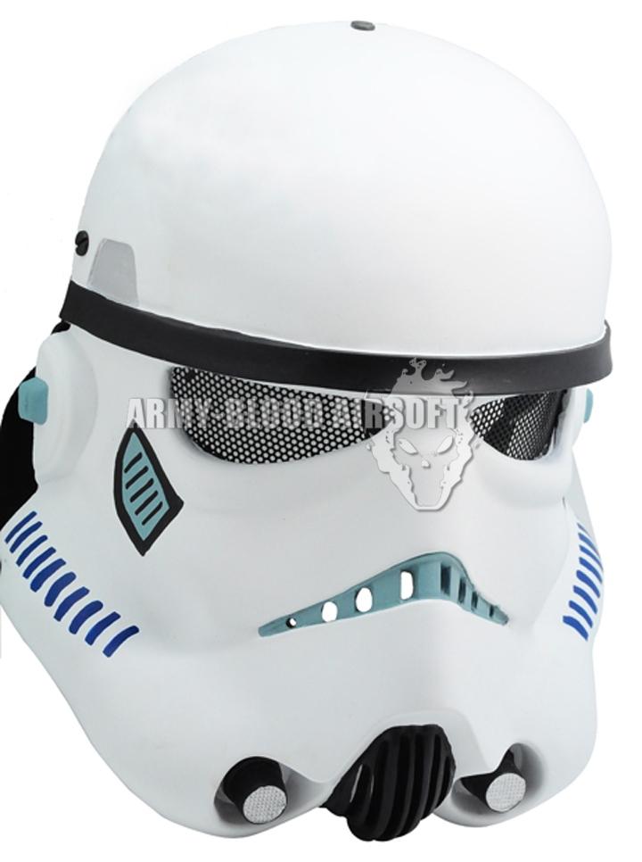 Star Wars White Mask Star Wars White Pawns Wire