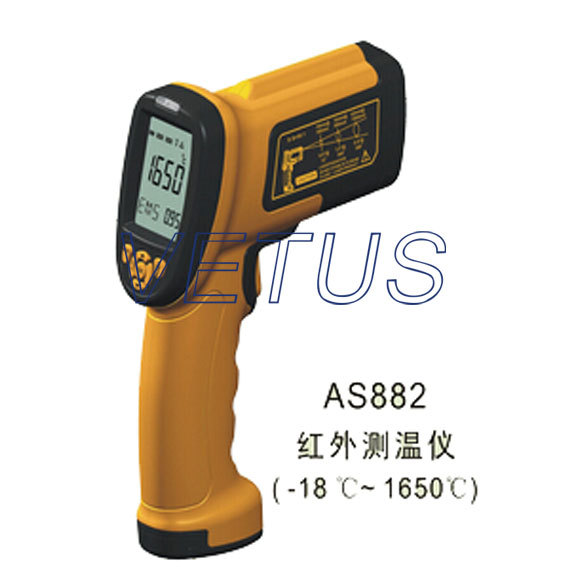AS882 handheld not contact Infrared thermometer temperature meter thermometer<br><br>Aliexpress