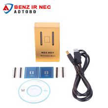 Buy A+ MB IR NEC Key Programmer Mer cedes Benz BENZ IR NEC Key Programmer MB IR key prog Auto NEC Key Programmer for $26.02 in AliExpress store