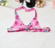 Girls Swimwear Cute Pink Girl Swimsuit Bikini Kids Bathing Suit Two Piece Lovely Beach Wear