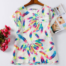 Summer Style Female T Shirts White XXXL 4XL 6XL Plus Size Blusas Feminina Woman Top Tee Cheap Clothes China Casual T-Shirt Women(China (Mainland))