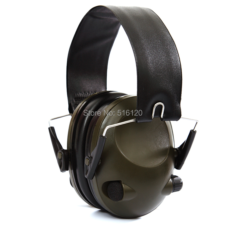 Anti-noise Peltor IPSC Impact Sport Hunting Soundproof Earmuff Shooting Ear Protectors hearing protector Earmuffs(China (Mainland))