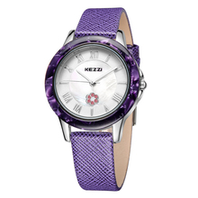 2016 KEZZI brand luxury wrist watch for women Dress crystal fashion ladies analog quartz watch montre femme clock female