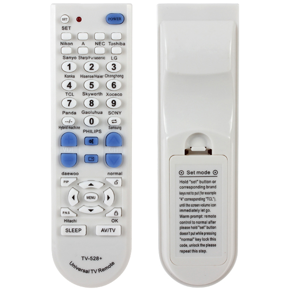 Universal TV Remote Control For SONY / For SHARP Or For SAMSUNG Television etc(China (Mainland))