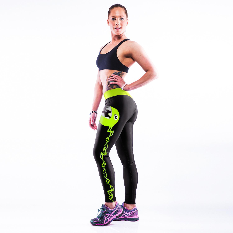2xu compression tights New digital print run fitness tights for fall/winter Yoga leggings women lulu yoga pants C20Одежда и ак�е��уары<br><br><br>Aliexpress