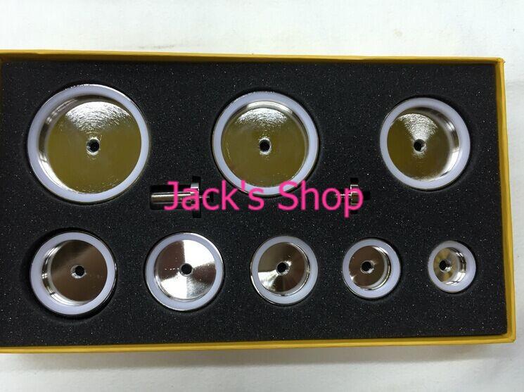 1 комплект часы шатона умирает для часов 10 шт. обжимка комплект часы ремонт инструмент комплект работает с Bergeon 5500A / C