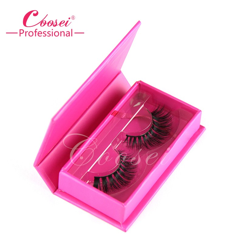 High Quality False Eyelashes Beauty Eye Makeup Handmade 3D Mink False Lashes Natural Long Cosmetics Eyelash Extension Glue(China (Mainland))