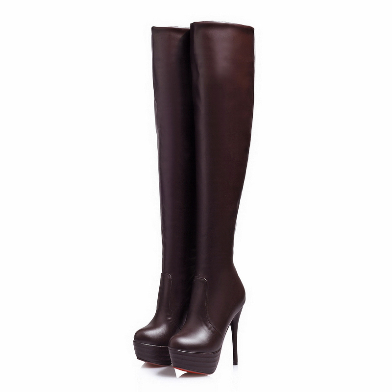 popular size 11 thigh high boots buy cheap size 11 thigh
