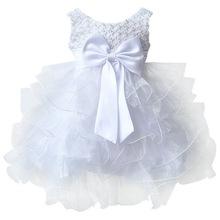 Baby lovely Flower Girls Dresses For Weddings  2015 Ball Gown First Communion Dresses For Little Girls(China (Mainland))
