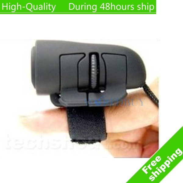 High Quality Scroll Wheel 3 Button USB 2.0 3D Optical Finger MINI Mouse for laptop Free Shipping(China (Mainland))