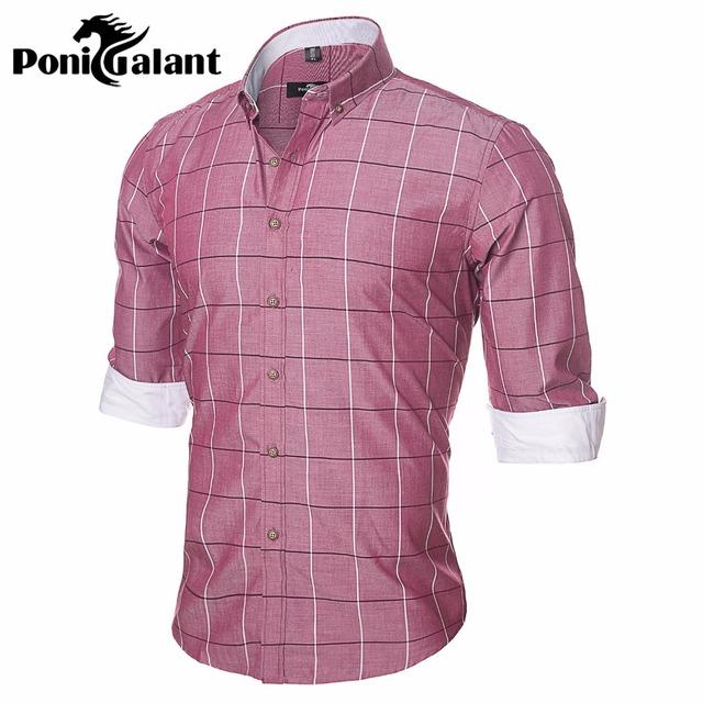 Koszula męska, różne rozmiary, trzy kolory za 13,72 (3,22$) - Aliexpress
