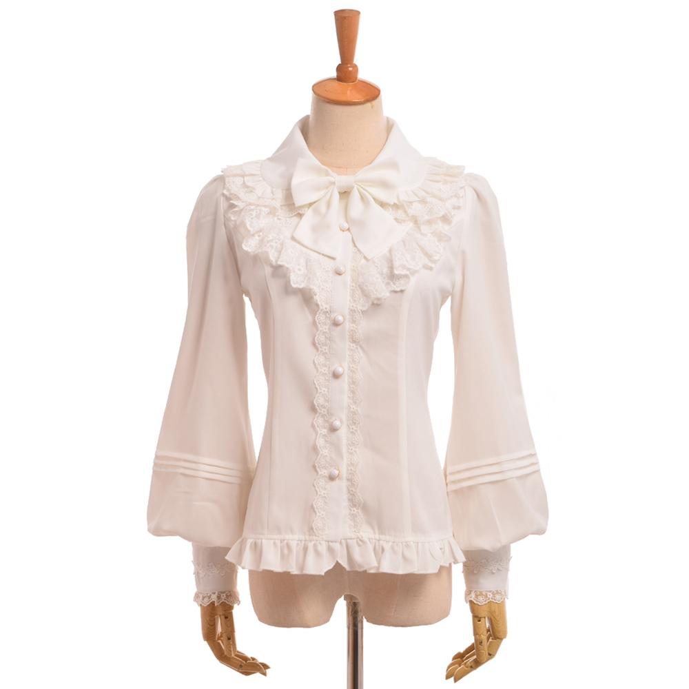 victorienne dentelle blouses achetez des lots petit prix. Black Bedroom Furniture Sets. Home Design Ideas