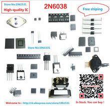 Бесплатная Доставка 2N6038 TRANS DARL npn, 4А 60 В TO225AA 6038 N6038 30 шт. 30 ШТ./ЛОТ на складе(China (Mainland))