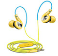 New Earphone Headphones Stereo Music Phone Headset With Microphone For iPhone 6