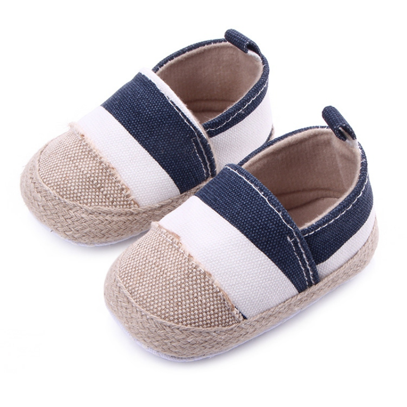 Hot Infant Toddler Sneakers Baby Boy Girl Soft Sole Non-Slip Crib Shoes to 0-12M First Walkers