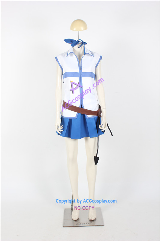 Fairy Tail Lucy Heartfilia Cosplay Costume ACGcosplay