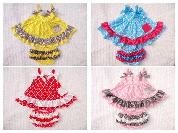 Детские качели с промахом розовый милые дети одежда 100% хлопок Детские customes sw009