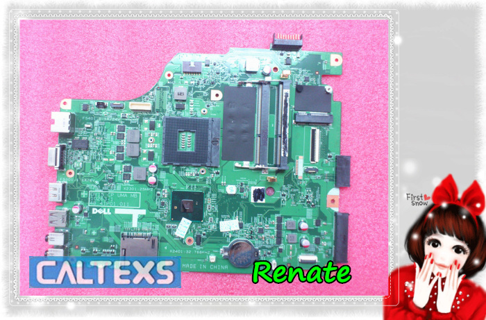 original N5040 Motherboard X6P88 0X6P88 48.4IP01.001 10263-1 DDR3 100% work(China (Mainland))