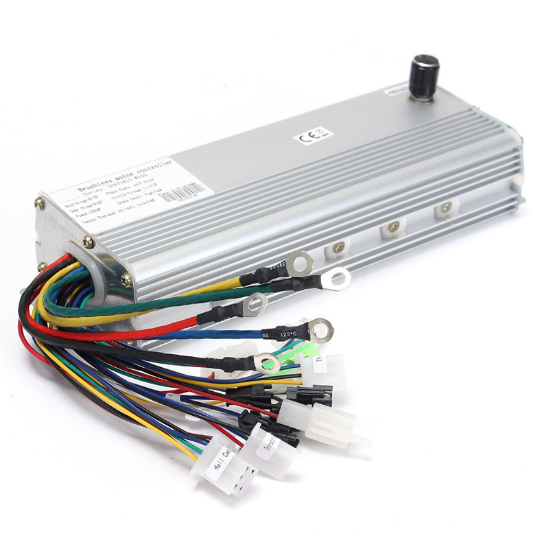 Best Price 48V/72V 1500W Electric Bicycle Brushless Motor Controller For E-bike & Scooter 250 x 88 x 45 mm(China (Mainland))