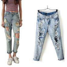 Джинсы  от Catch the star clothes store для Женщины, материал Спандекс артикул 32430235700