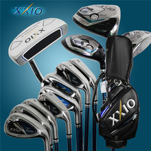 Authentic XX10 MP800 golf full set men golf complete set with bag Japan original golf sets(China (Mainland))