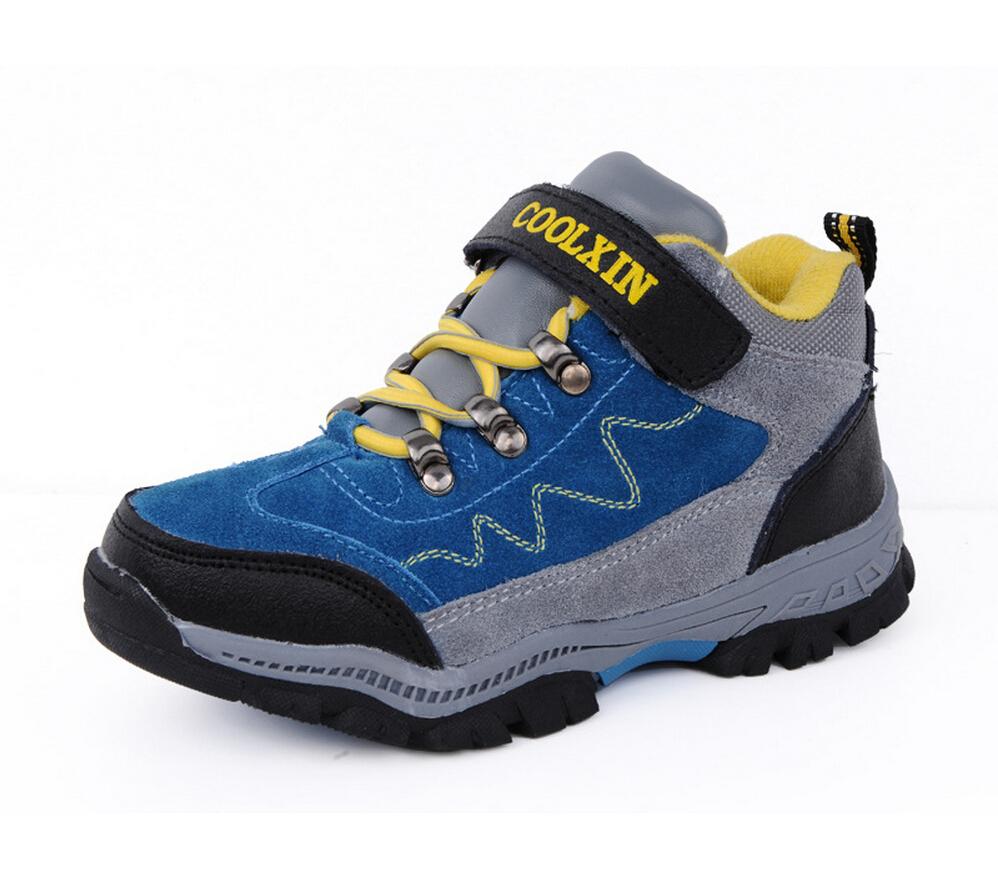 2015 branded children outdoor waterproof boots